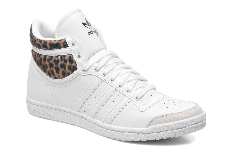 Adidas Originals Top ten hi sleek w (Blanc) - Baskets chez ...