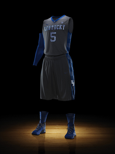 Nike Basketball Uniforms 2012