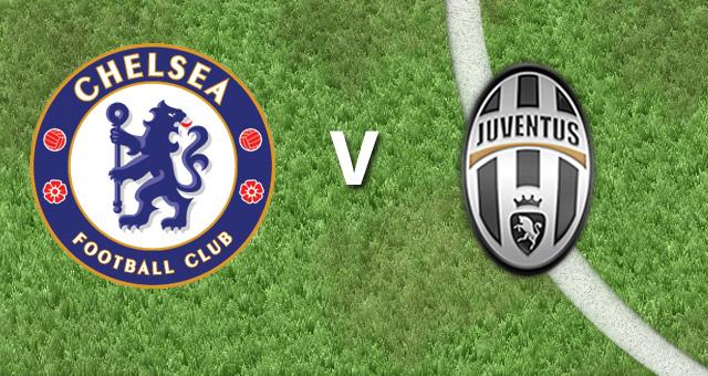 Champions League: Chelski vs Bianconeri - Black & White ...