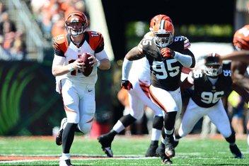 NFL Week 4 Predictions: Benglas vs. Browns