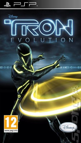 Tron Evolution [PSP]