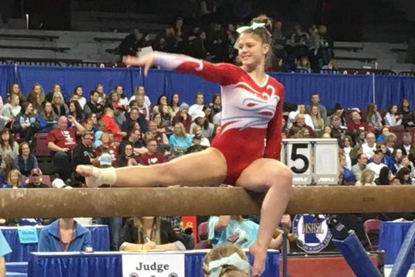 Chisago Lakes' Williams wins Class 1A all-around title