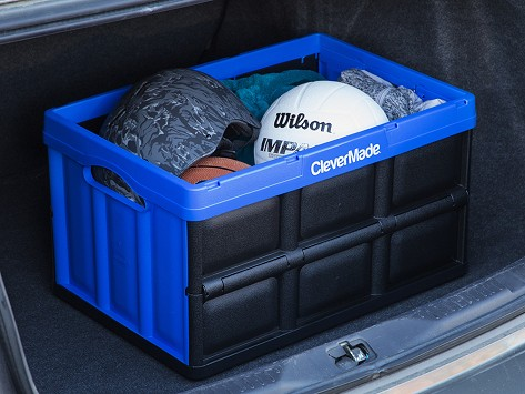 Clevercrate Collapsible Crate By Clevermade