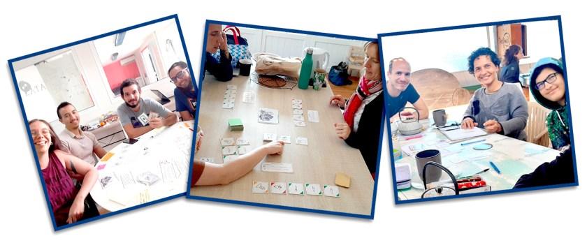Les personnes qui ont fait avancer Paré Réparé, premier jeu collaboratif de La Réunion