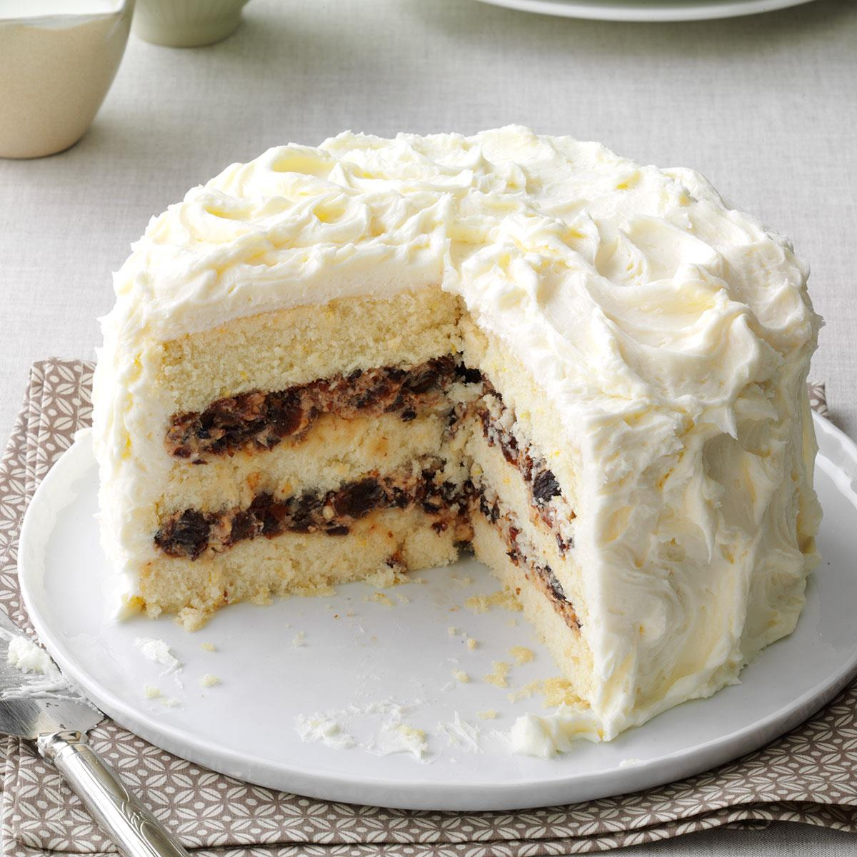 Various Cake Recipes