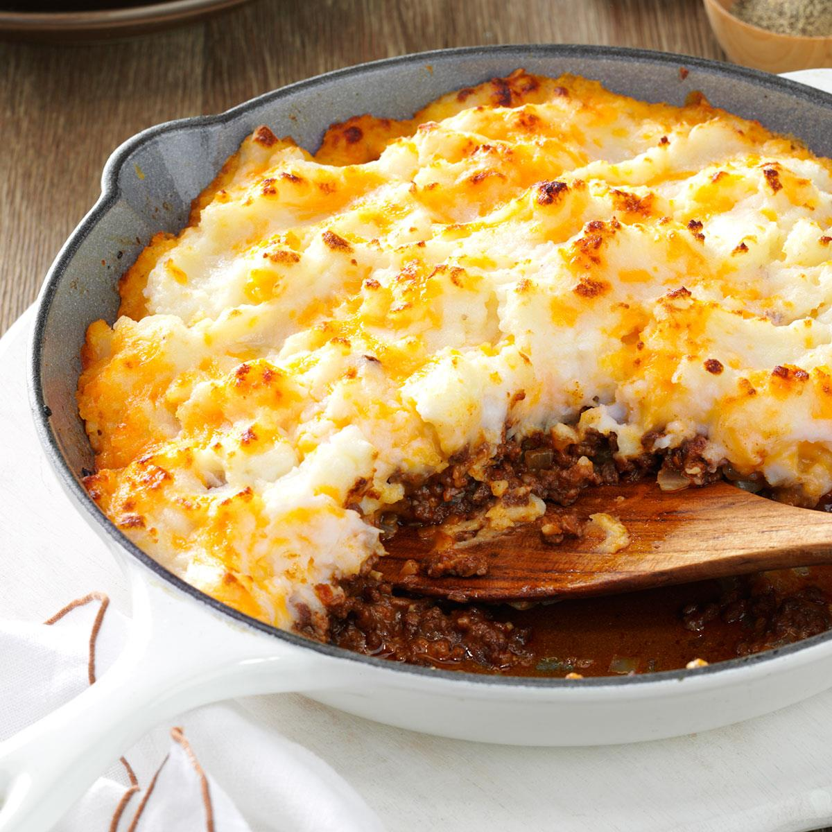 Speedy Shepherd S Pie Recipe Taste Of Home