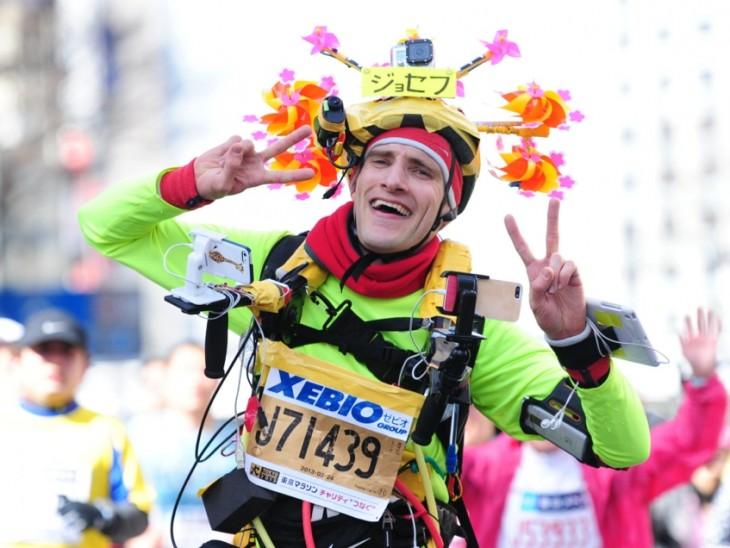 featzz 730x548 Meet Joseph Tame: Marathon runner, art runner, iRunner