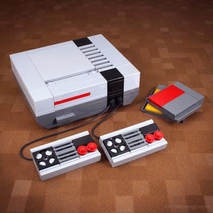 Sprite 900x900 Artist Spotlight: Chris McVeigh, Lego virtuoso