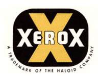 xerox logo 7 tech logos before they became iconic