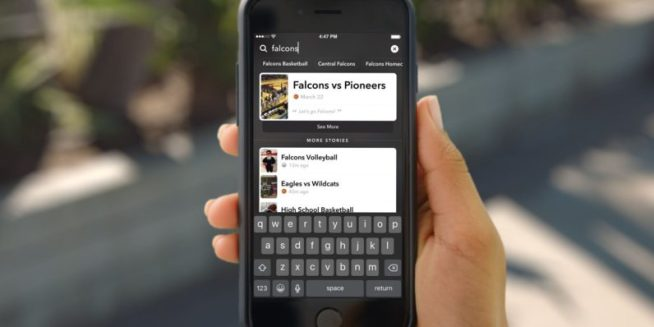 Snapchat Search 796x398 - Snapchat is now becoming a search engine with stories search