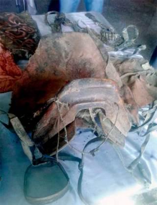 Resultado de imagen de momia con calzado adidas