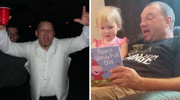 mm13 - 40 divertidas fotos que muestran cómo te cambia la vida después de que tienes hijos. Ya no es igual