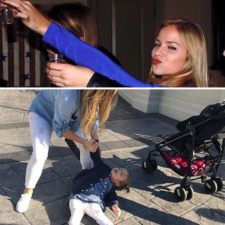 mm31 - 40 divertidas fotos que muestran cómo te cambia la vida después de que tienes hijos. Ya no es igual