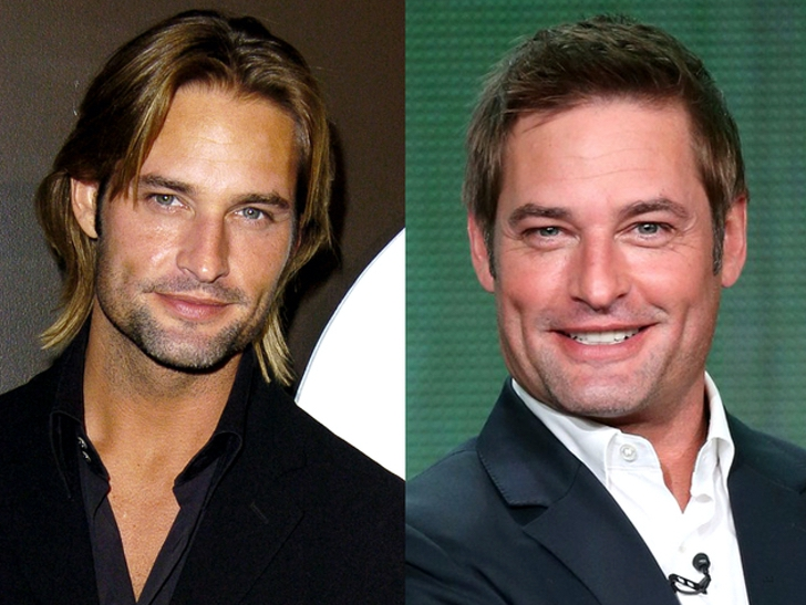 famosos pelo largo11 - 17 hombres famosos que lucen mejor con el pelo largo. Brad Pitt derrocha sensualidad