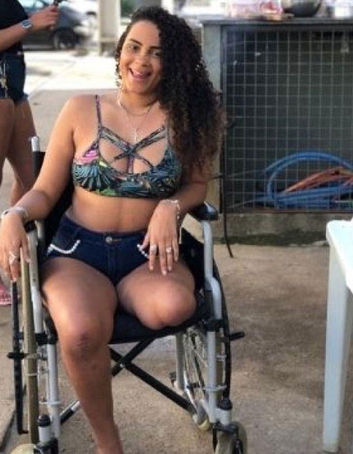 Captura de Pantalla 2021 01 26 a las 17.13.36 - Joven perdió su pierna en un accidente de moto y recibirá una prótesis. Se adapta a su nueva vida