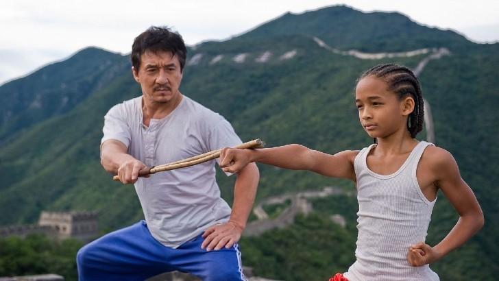 """chan 2 - Jackie Chan no será considerado para actuar en """"Cobra Kai"""". Su Karate Kid no es parte del universo"""