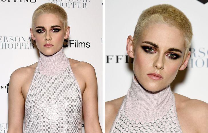 famosas pelo muy corto1 - 13 veces que las famosas se cortaron demasiado el pelo. A Halsey le queda perfecto
