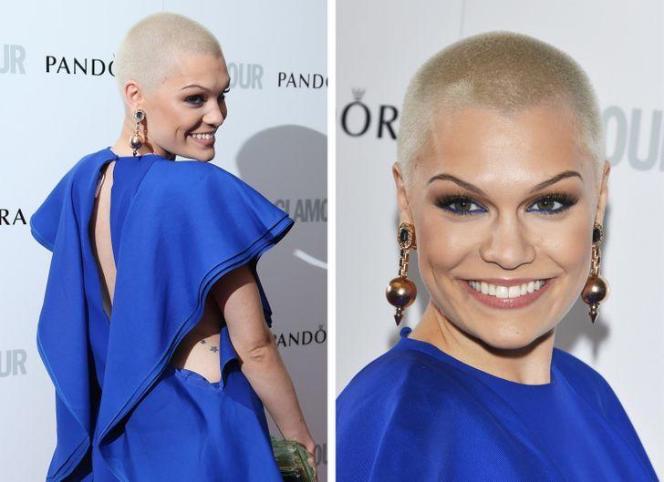 famosas pelo muy corto3 - 13 veces que las famosas se cortaron demasiado el pelo. A Halsey le queda perfecto