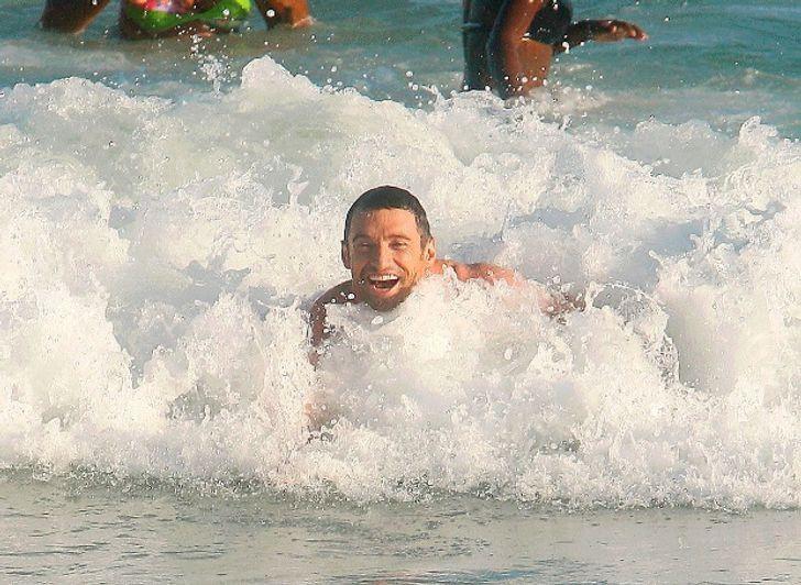famosos playa1 - 14 fotos de las celebridades disfrutando con todo de sus vacaciones en la playa