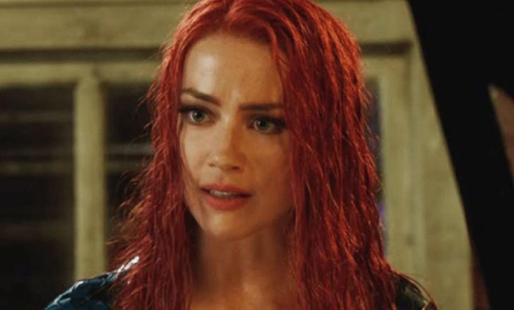 """heard warner 1 1 - Amber Heard estaría en conflicto con Warner Bros. por """"Aquaman 2"""". Ellos querrían que renuncie"""