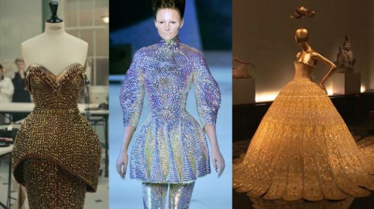 """3 34 - 15 icónicos vestidos de moda que inspiraron los glamorosos looks de """"Cruella"""""""