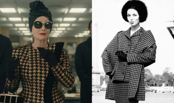 """9 23 - 15 icónicos vestidos de moda que inspiraron los glamorosos looks de """"Cruella"""""""