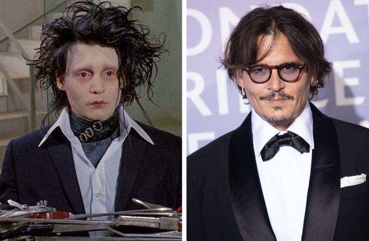 2 64 - 11 actores de Hollywood que recuerdan su maquillaje y vestuario como una completa pesadilla