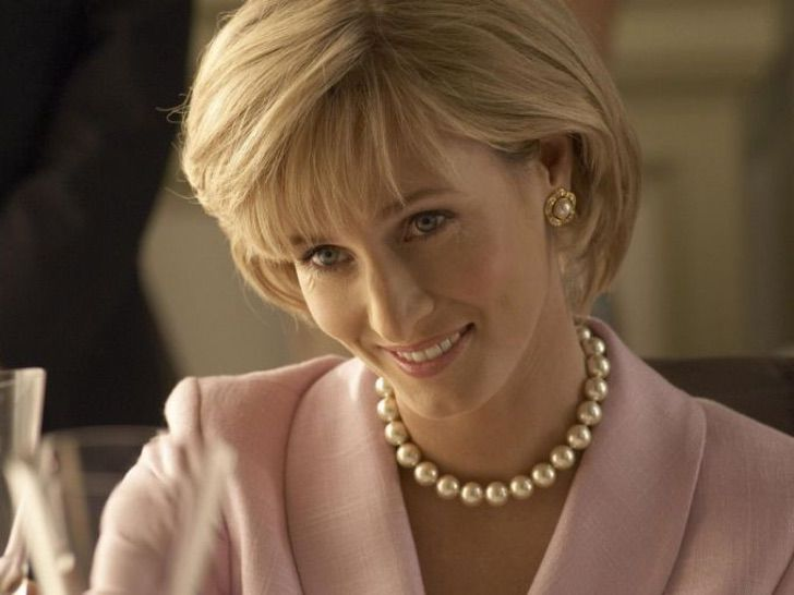 """7 81 - 10 actrices famosas que mostraron toda su elegancia para """"convertirse"""" en la princesa Diana"""