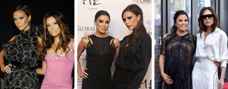 famosos amistad5 - 19 fotos de famosos que prueban que en Hollywood también existe la verdadera amistad