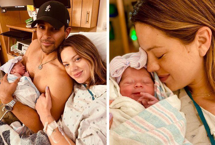 famosos nuevo hijo14 - 17 fotos de famosos luciendo completamente felices después de recibir a su primer bebé