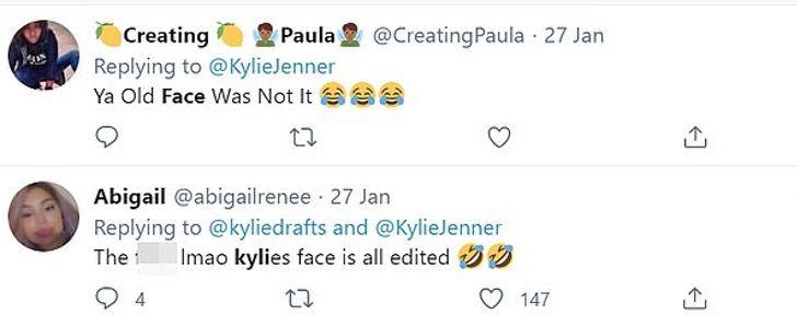 kylie jenner kuwtk7 - Video evidencia cuánto ha cambiado Kylie Jenner en 14 años. Los fans están en shock