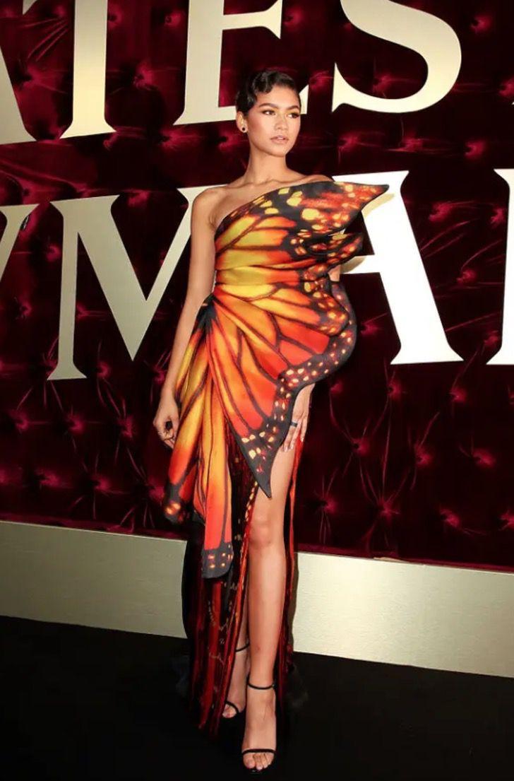 zendaya estilo18 - 20 veces que Zendaya demostró ser la reina del estilo. Su vestido de Cenicienta robó miradas