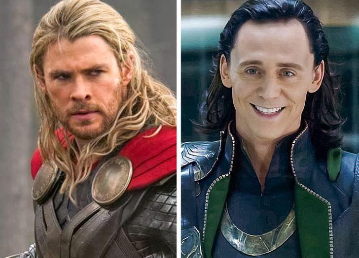 rol distinto2 - 17 actores que casi se quedaron con personajes diferentes a los que los hicieron famosos
