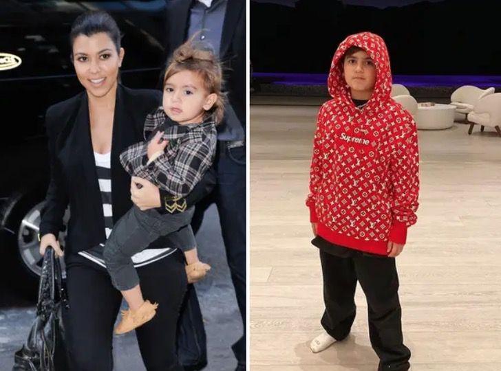 famosos diez años12 - 18 jóvenes famosos que ya crecieron y cambiaron completamente su apariencia en 10 años