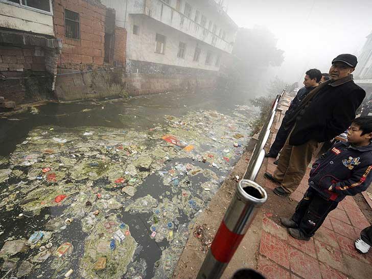 Resultado de imagen de contaminacion de china