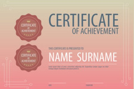 Certificate  Template   Blank Vector Images  over 6 600  Blank certified border template vector