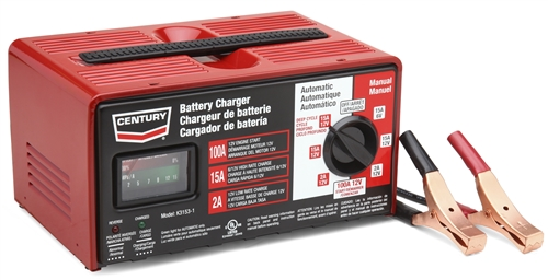 deep cycle battery charging
