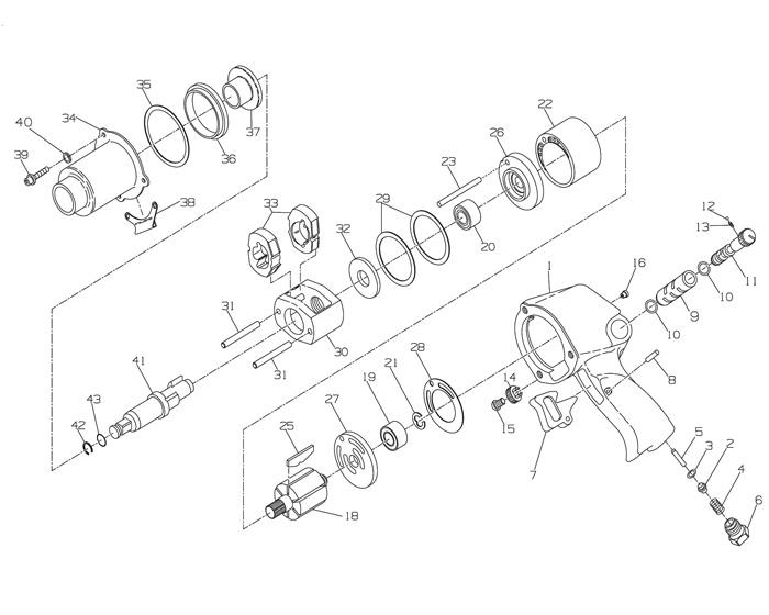 Ingersoll Rand 231c Parts Diagram