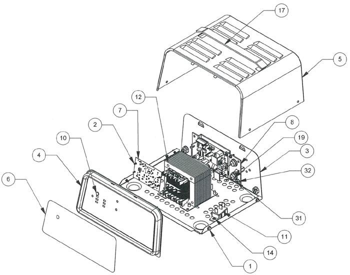 Diagram Diagram Schumacher Battery Charger Se File Zn15638