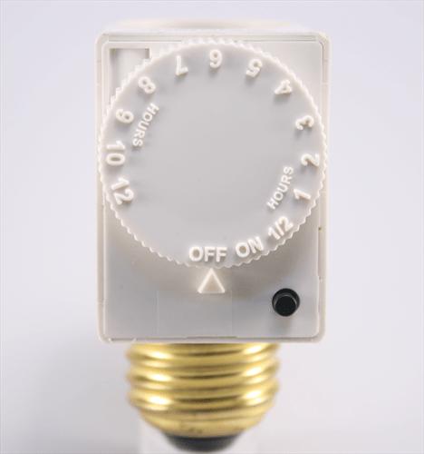 Timer Light Bulbs