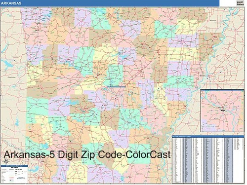 Fayetteville Nc Zip Code Map