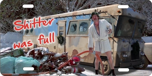 National Lampoons Christmas Vacation Uncle Eddies RV
