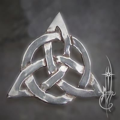 The Triquetra Amulet
