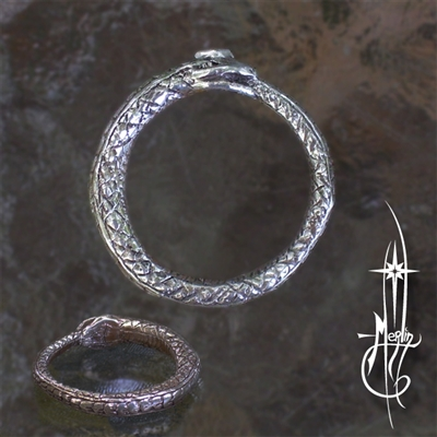 The Ouroboros Amulet