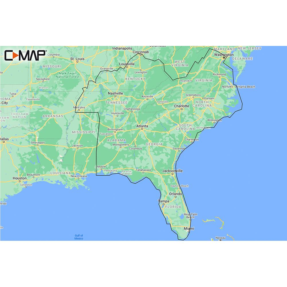 54 rows· the east coast of the united states, also known as the eastern seaboard, the atlantic coast, … C Map M Na Y214 Ms Us Lakes South East Reveal Inland Chart