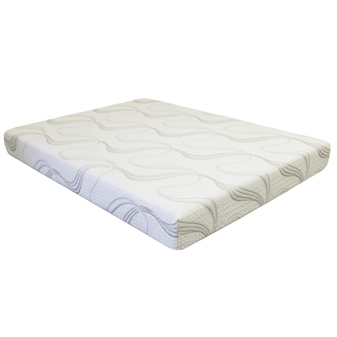 Gel Lux 8 Memory Foam Twin Mattress