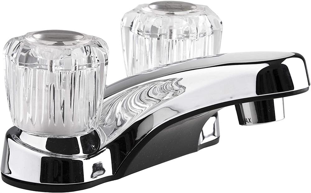 dura faucet df pl720a cp rv lavatory faucet with shower diverter chrome