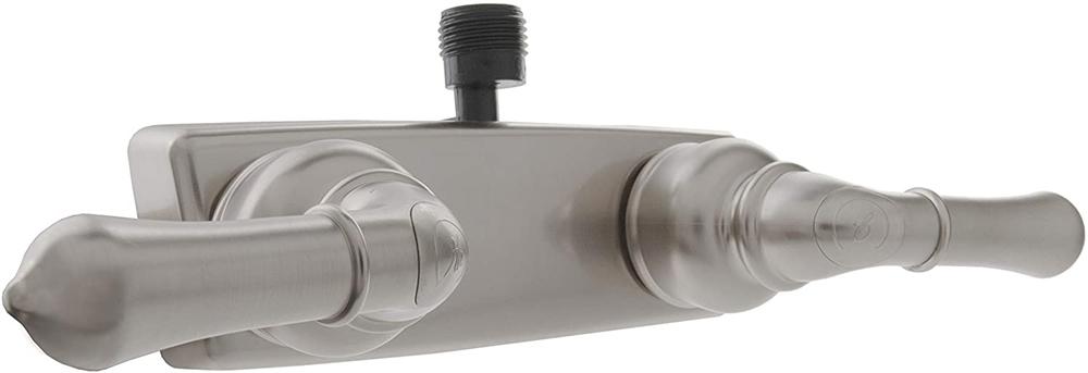 dura faucet df sa100c sn satin nickel classical rv shower faucet