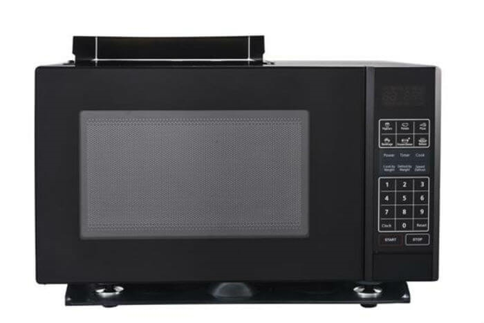 magic chef mcg992arb 0 9 cu ft rv microwave