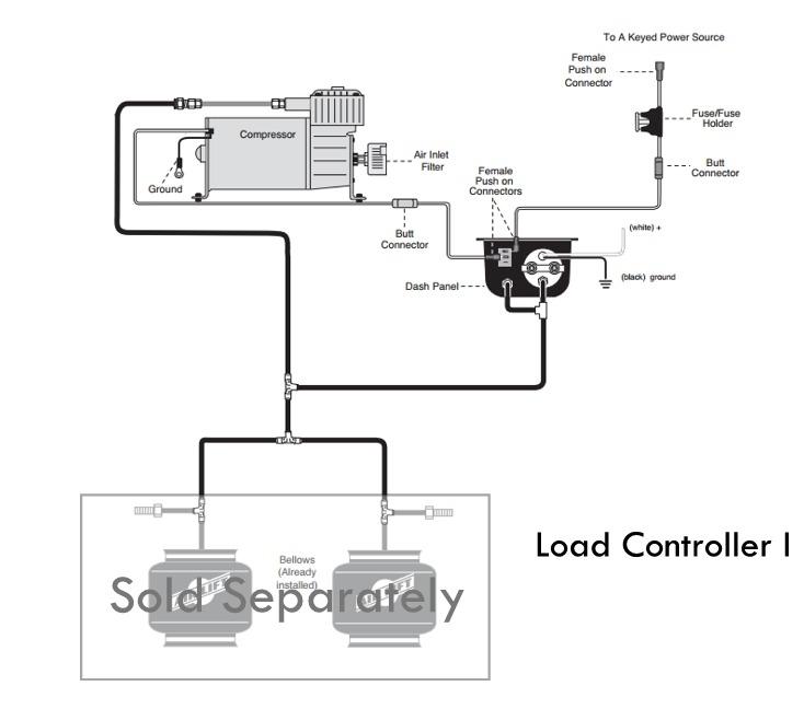 Air Lift Controller Wiring Diagram   Online Wiring Diagram